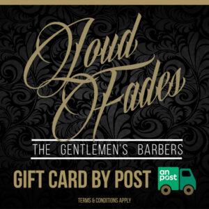 Loud Fades Gift Card