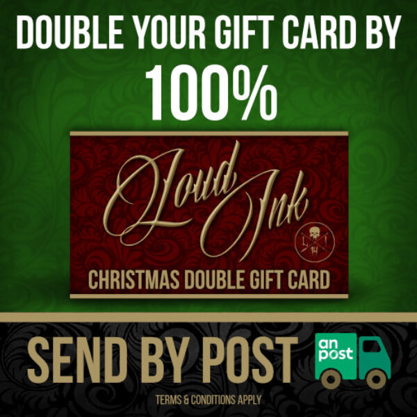 Double Value Gift Card by Post